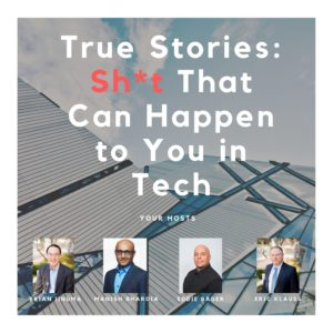 True Stories: Sh*t that can happen to your tech